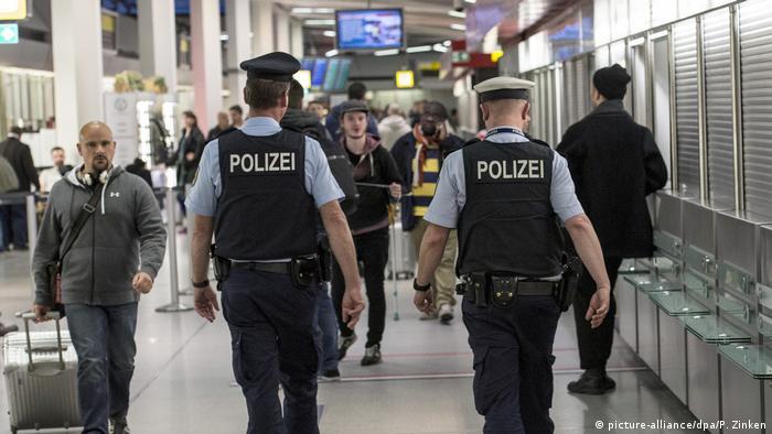 Chemnitz Anti-Terror-Einsatz