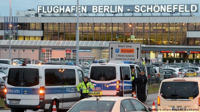 Аеропорт Берлін - Шенефельд