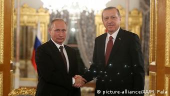 Οι επιχειρήσεις ανακατάληψης της Μοσούλης αντικείμενο της τηλεφωνικής επικοινωνίας Πούτιν-Ερντογάν