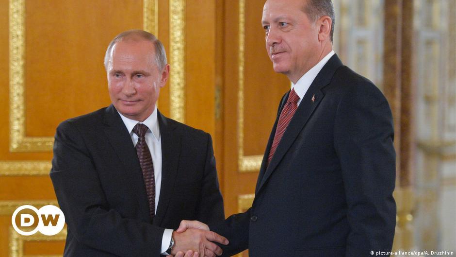 Putin'den Montrö Sözleşmesi vurgusu
