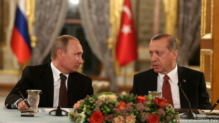 Turkey russia reach agreement on syria ceasefire proposal news trkei weltenergiekongress 2016 in istanbul putin und erdogan picture allianceaa platinumwayz