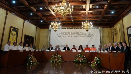 La guerrilla colombiana Ejército de Liberación Nacional (ELN) rechazó que el proceso de paz que iniciará con el Gobierno del presidente Juan Manuel Santos el 27 de octubre tenga un carácter exprés.El Gobierno colombiano y el ELN anunciaron el pasado lunes que comenzarán la fase pública de diálogos de paz el próximo día 27 en Quito.