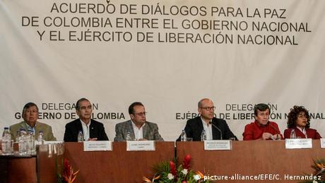 Fase pública de conversaciones arranca el 27 de octubre en Quito. ¡Ahora que avanzamos con el ELN, será una paz completa!, dijo el presidente Santos porque los ojos del mundo esperan lo mejor de Colombia. (11.10.2016)