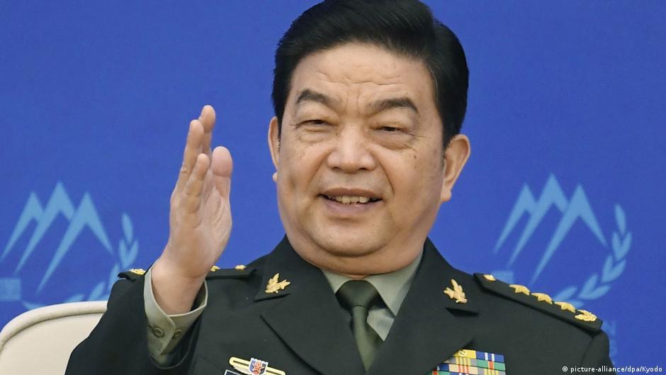 国防部长常万全被查_媒体:中国前国防部长常万全被降级   德国之声 来自德国 介绍 ...