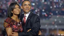 Barack Obama wird auf dem Parteitag der US-Demokraten zum Präsidentschaftskandidaten gekürt