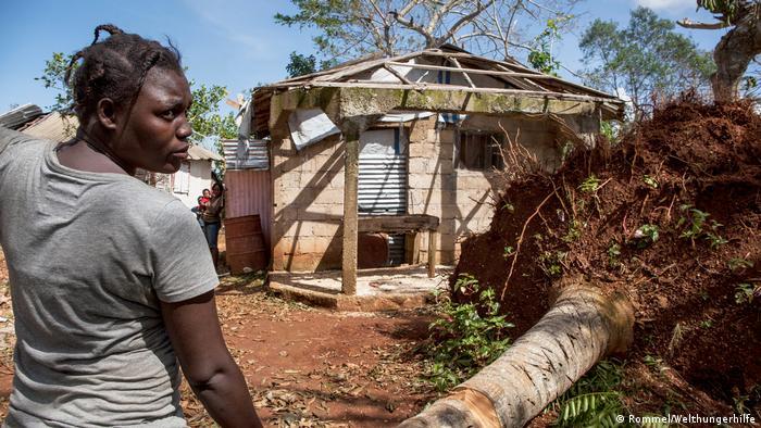 Haiti Welthunger-Index 2016