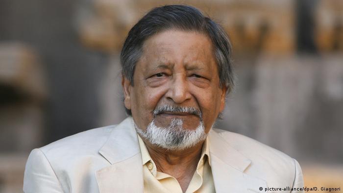 Vidiadhar Surajprasad Naipaul (picture-alliance/dpa/D. Giagnori)