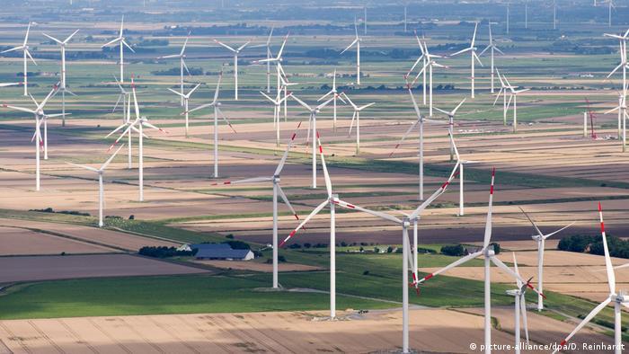 Schleswig-Holstein Husum Windenergie im Norden
