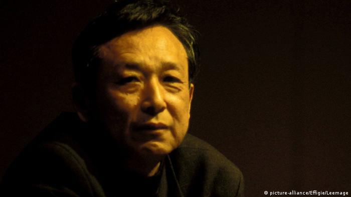Gao Xingjian Nobel Prize laureate 2000 (picture-alliance/Effigie/Leemage)