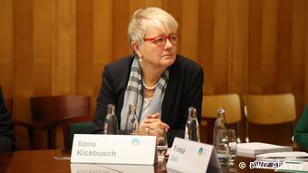 Ilona Kickbusch World Health Summit Berlin