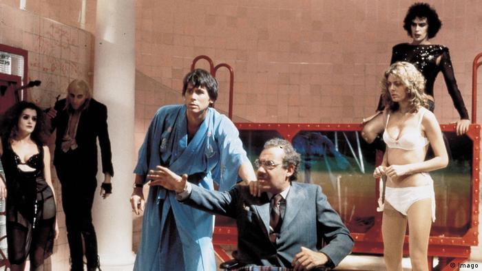 Rocky Horror Picture Show janet e brad