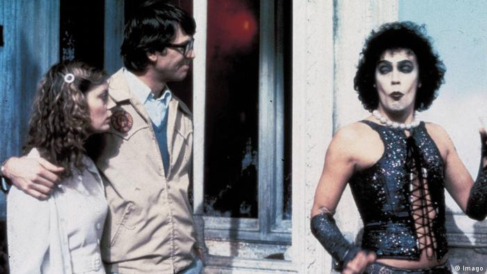 Film Rocky Horror Picture Show from 1975 (Imago)