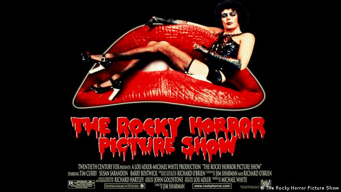 Rocky Horror Picture Show poster (The Rocky Horror Picture Show)