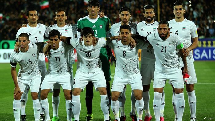 Iran Fußball WM 2018 (Irna)