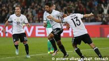 Fußball WM-Qualifikation Deutschland Nordirland Tor
