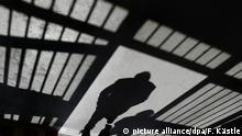 Gefängnis Symbolbild Kriminalität Terrorismus