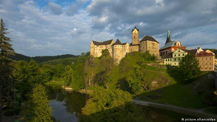Burg Ellbogen Prag (picture alliance/dpa)