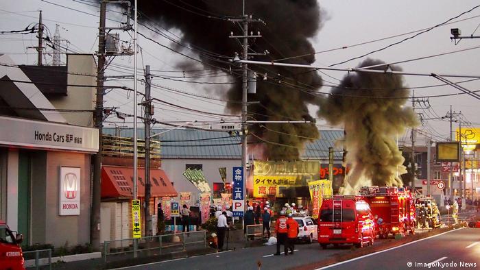 Un incendio en una instalación eléctrica en Tokio dejó 350.000 hogares y varias sedes gubernamentales se quedaron sin electricidad, además de causar parones en varias líneas de tren en hora punta.