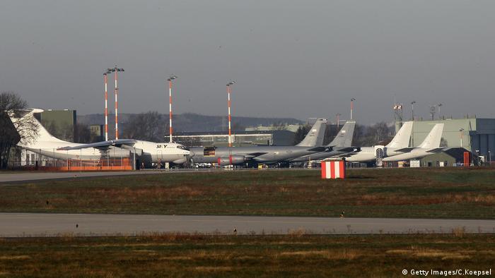 НАТО готовит модернизацию самолетов-разведчиков