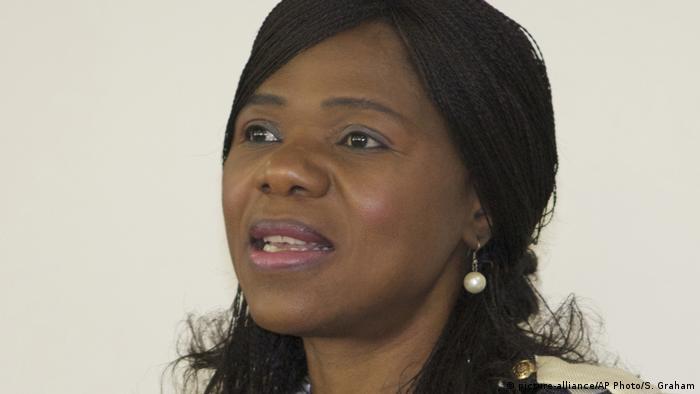 Südafrika Thuli Madonsela Public Protector