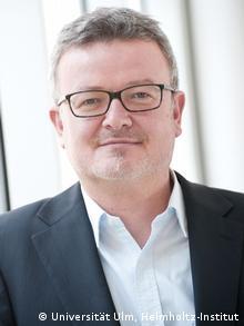 Helmholtz-Institut Ulm, Director Maximilian Fichtner (University Ulm, Helmholtz-Institute)