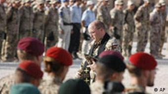 Bundeswehrsoldat der ISAF ist in Attacke in Afghanistan getötet