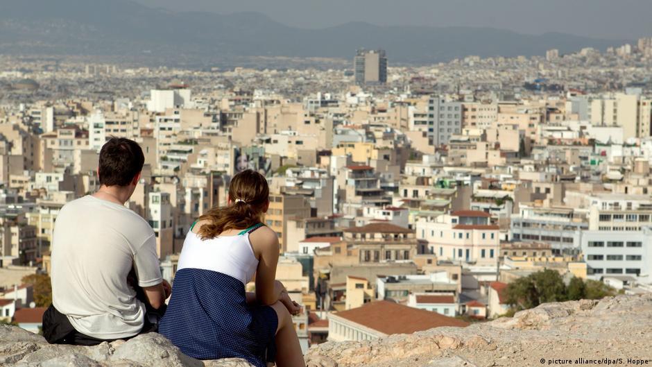 Farben der Städte - Athen