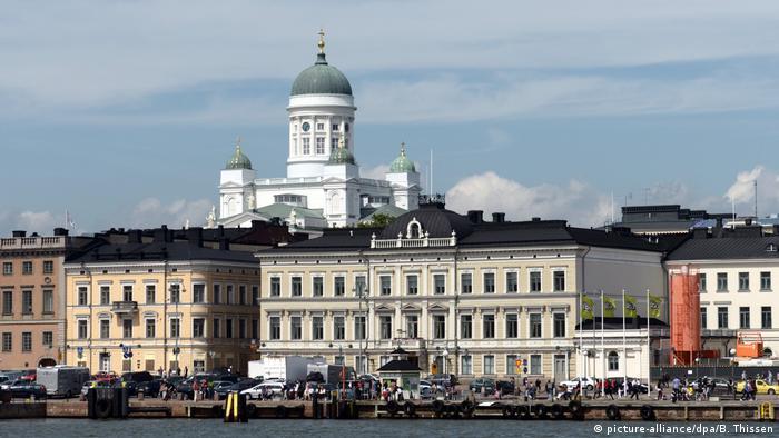 Столиця Фінляндії Гельсінкі