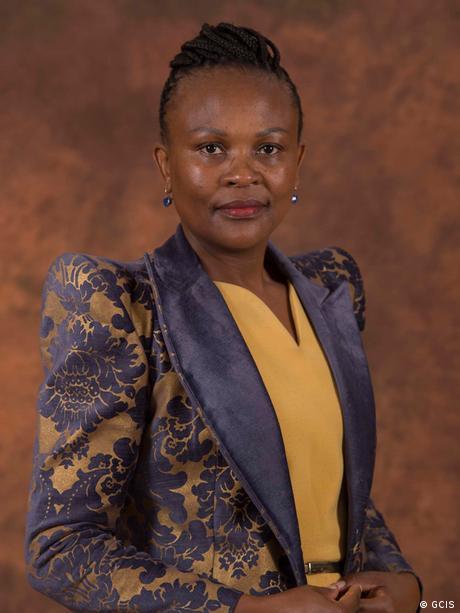 Joyce Busisiwe Mkhwebane Public Protector Official Photo