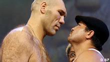 BdT Deutschland Boxen WBA Nikolai Walujew und John Ruiz