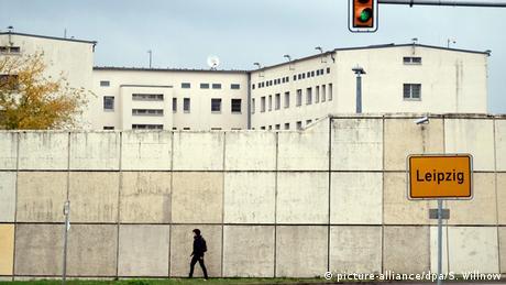 Deutschland Terrorverdächtiger Al-Bakr erhängt in Zelle aufgefunden (picture-alliance/dpa/S. Willnow)