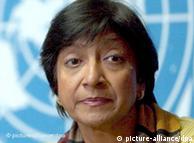 ناوی پیلای، کمیسر عالی حقوق بشر سازمان ملل متحد