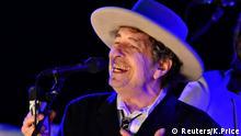 Bob Dylan Literatur Nobelpreis