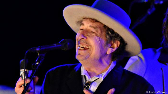 Bob Dylan Nobel Prize Literature (Reuters/K.Price)