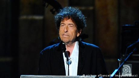 Bob Dylan (picture alliance/AP Images/V.Bucci)