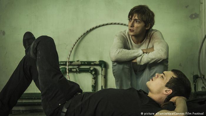 Film still The Student by Kirill Serebrennikov (picture alliance/dpa/Cannes Film Festival )