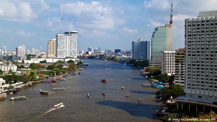 Thailand Bangkok Chao Praya (Getty Images/AWL Images RM)