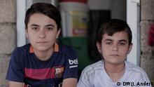 Stichwort: IS und seine Kinder-Soldaten Copyright: Jana Andert, DW, Erbil, Sept 2016