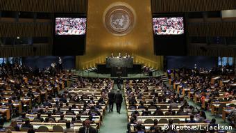 UN Bestätigung Wahl Generalsekretär Antonio Guterres
