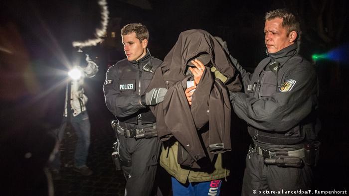 یورپ میں انسانوں کی اسمگلنگ: جرمنی میں دو پاکستانی گرفتار