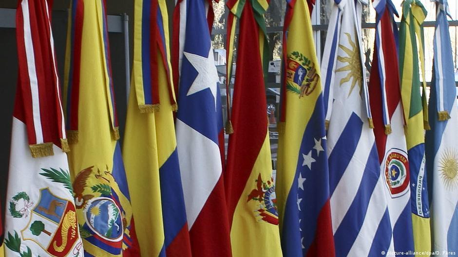 venezuela and mercosur trade blocs Sao paulo (ap) — the south american trade bloc mercosur has suspended venezuela for failing to follow democratic norms amid a.