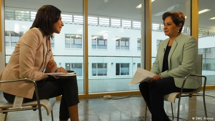 Patricia Espinosa Im Interview