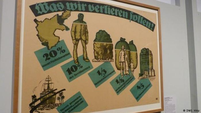 Exhibition on German colonialism (DW/J. Hitz)