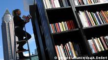 Buchmesse Frankfurt 2012