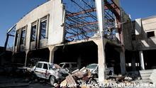 Jemen Sanaa Luftangriff Saudi Arabien