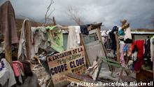 Haiti Hurricane Wirbelsturm Katastrophe