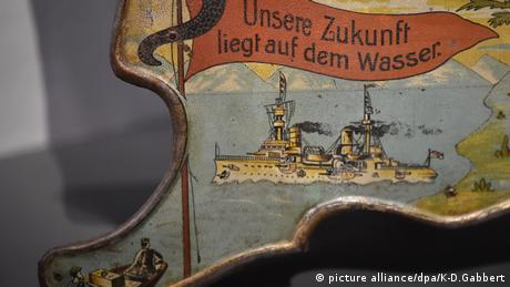 Exhibition German colonialism in Deutsches Historisches Museum (picture alliance/dpa/K-D.Gabbert)