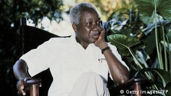 Former Tanzanian President Julius Nyerere (Getty Images/AFP)
