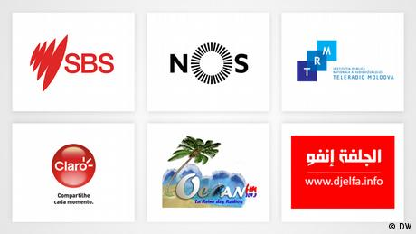 Premiumpartnerlogos Business und Sales (DW)