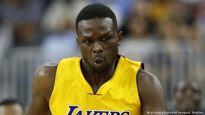 Luol Deng Basketballspieler (picture-alliance/AP Images/I. Brekken)